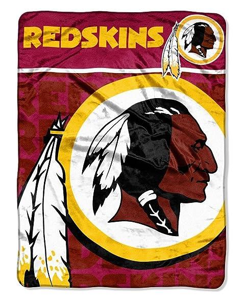 Redskins Throw Blanket