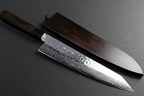 Amazon.com: Yoshihiro Hammered Damasco NSW 46 capas ...
