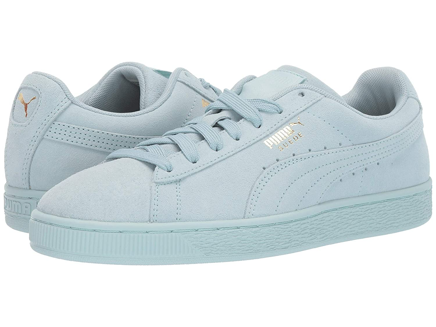 【即納】 [プーマ] メンズランニングシューズスニーカー靴 (32cm) Suede Classic [並行輸入品] Medium B07N8F1QDQ Light Light Sky/Puma Team Gold Men's 14 (32cm) Medium Men's 14 (32cm) Medium|Light Sky/Puma Team Gold, Interior shop モビリグランデ:91a7a3e6 --- tutor.officeporto.com