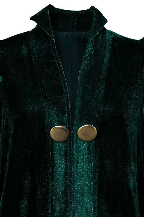 Amazon.com: Cosmovie - Disfraz de bruja para mujer, disfraz ...