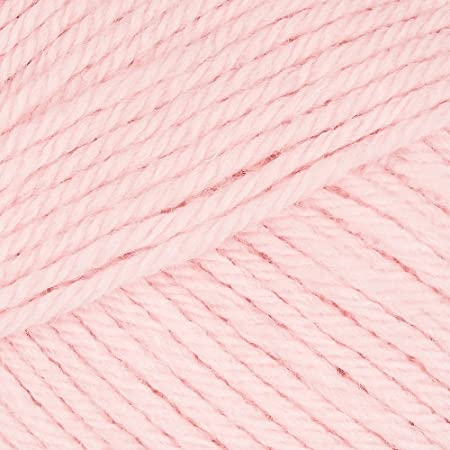 50g Pale Pink Baby Smiles Patons Fairytale Fab DK