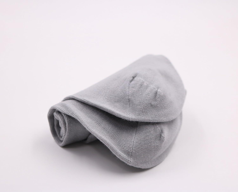 DEBAIJIA 5 Pares Calcetines de Negocios Para Hombre Fibra de Bambu Naturaleza Calcetines de Traje Lujo Durables y Transpirables C/ómodo