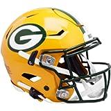 Riddell NFL Green Bay Packers Speedflex Authentic Football Helmet , Large
