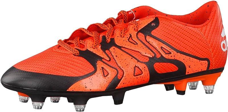 adidas X15.3 SG, Chaussures de Football Homme