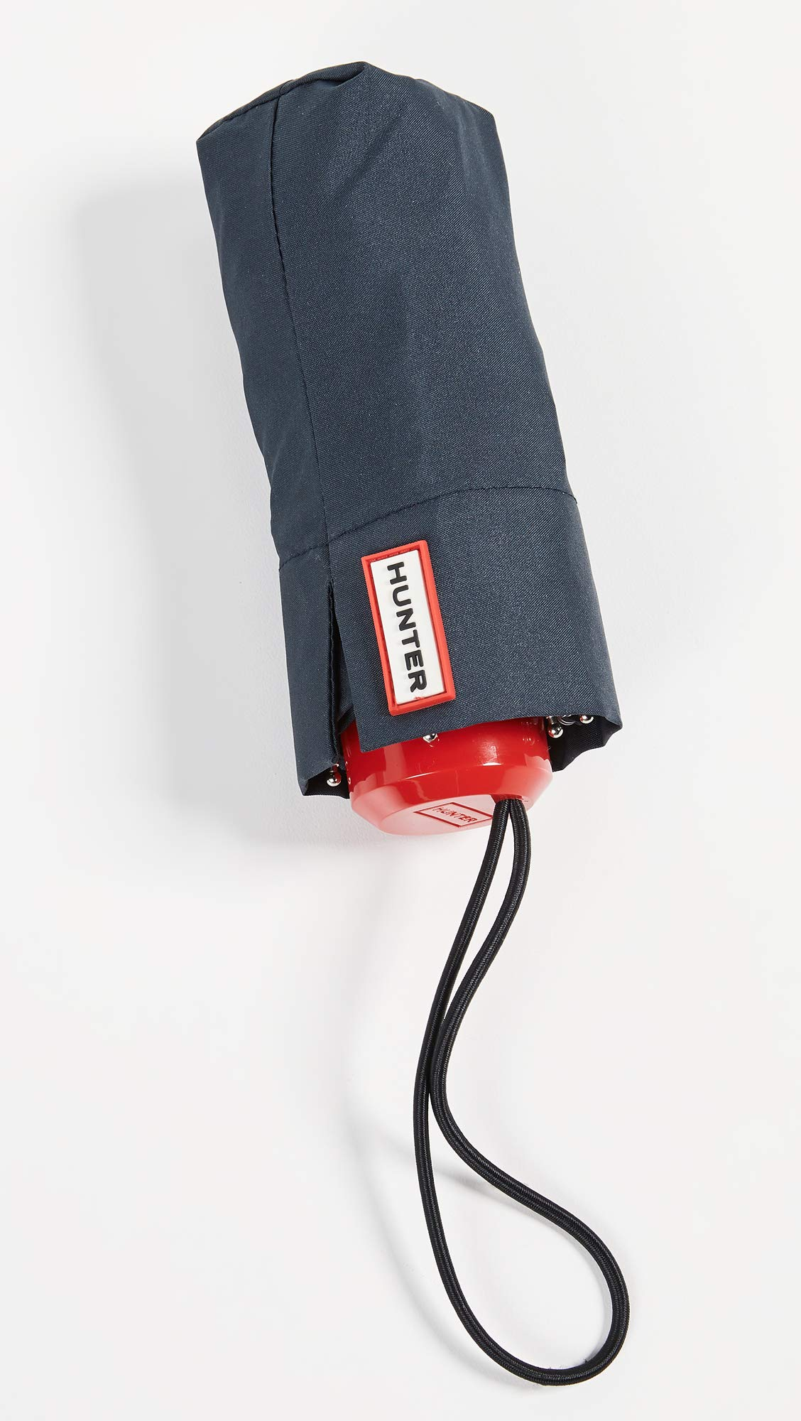 Hunter Boots Men's Original Mini Compact Umbrella, Navy, Blue, One Size by Hunters (Image #3)