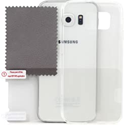 StilGut Ghost, custodia flessibile invisibile per Samsung Galaxy S6