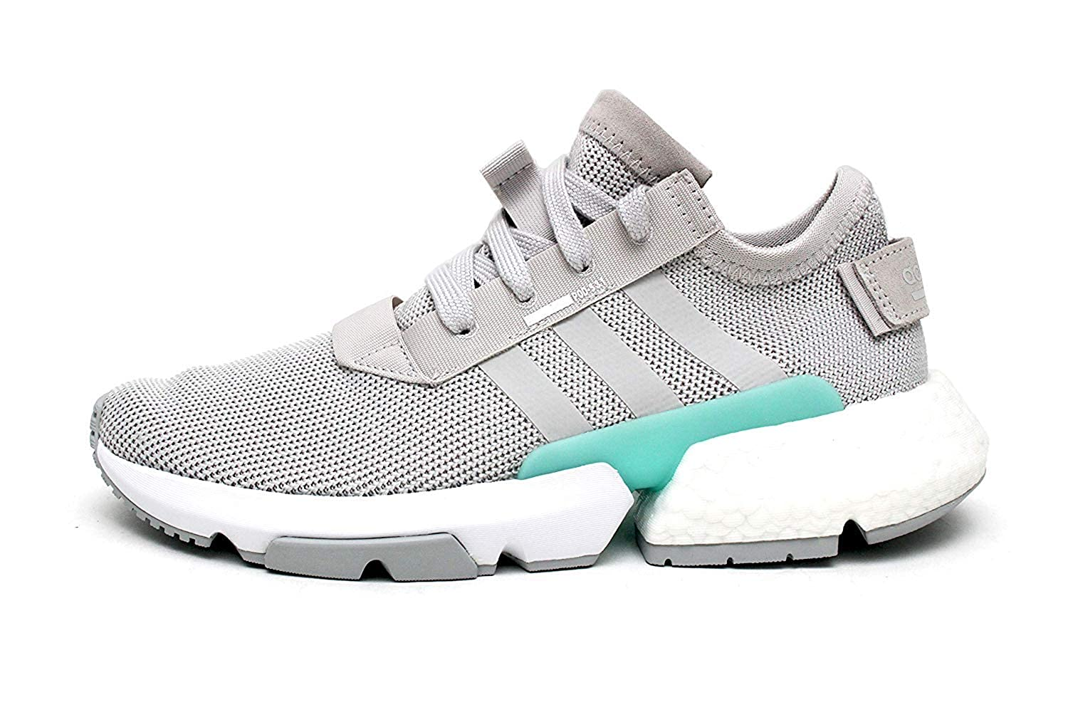 Grey One-Clear Mint Adidas Originals PODS3.1 shoes Women's Casual