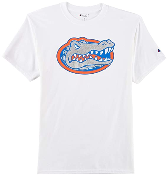 a0bc282e Amazon.com: Champion Florida Gators Mens Logo T-Shirt: Clothing
