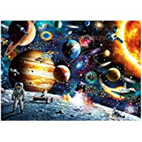 1000pcs Creativity Puzzle Jigsaw Puzzles Educational Toys for Kids Children Adult DIY Famous Painting of Van Gogh Starry…