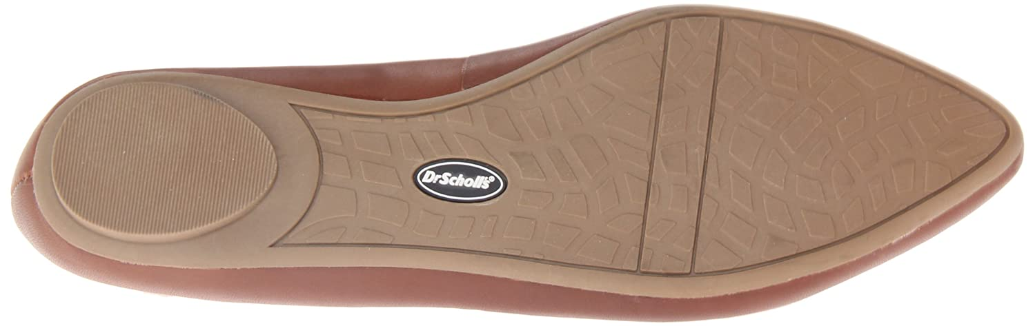 Dr. Scholl's Women's Really Flat B00EI4918G 6 B(M) US|Tan