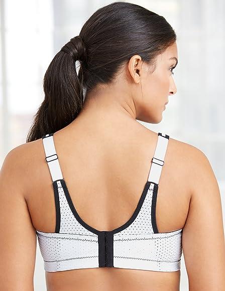 cea8f142ffe Women s Full Figure Adjustable Wonderwire Sports Bra  9166. Glamorise  Women s Plus-Size ...
