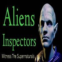Aliens Inspectors [Witness The Supernaturals]