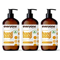 Deals on 6-Pack Everyone Hand Soap Meyer Lemon and Mandarin 12.75Oz