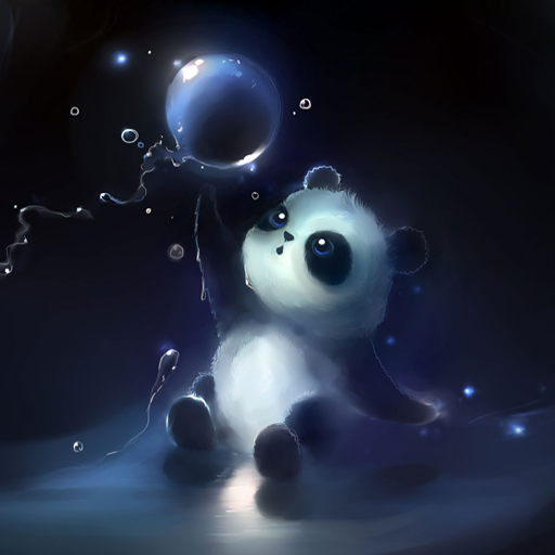 Amazon Com Baby Panda Touch Live Wallpaper Appstore For Android