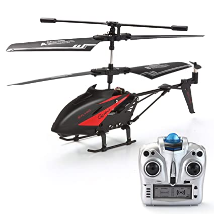 Amazon Com Rc Helicopter Radio Remote Control Helicopter 3 5