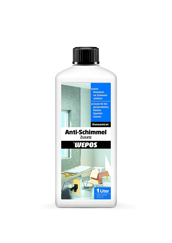 Wepos 2000001159 Additif anti-moisissure 1 l B002366XK0