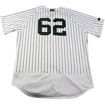 newest e0e55 f094e Alan Cockrell New York Yankees Game Used #62 Memorial Day ...