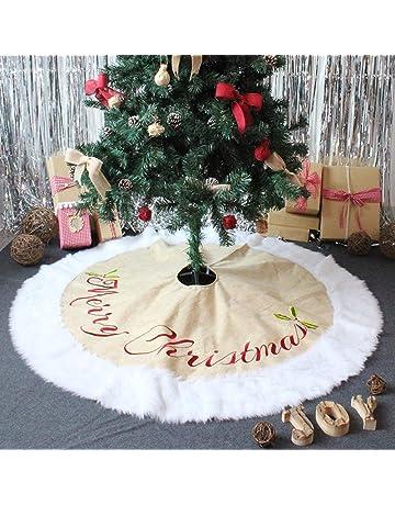 40cd62fa5 Shop Amazon.com | Christmas Tree Skirts