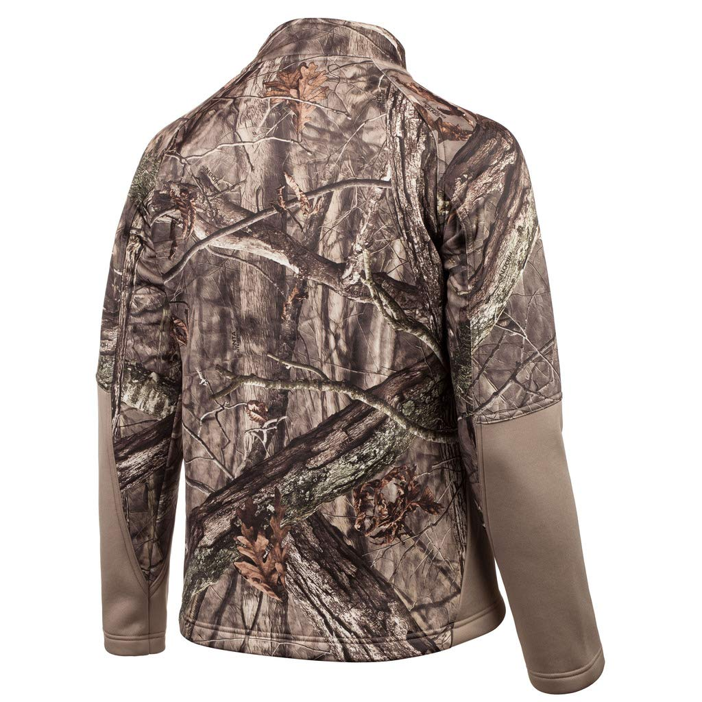 23b9479d37e8f Amazon.com : Huntworth Ladies Mid Weight Bonded Hunting Jacket : Clothing
