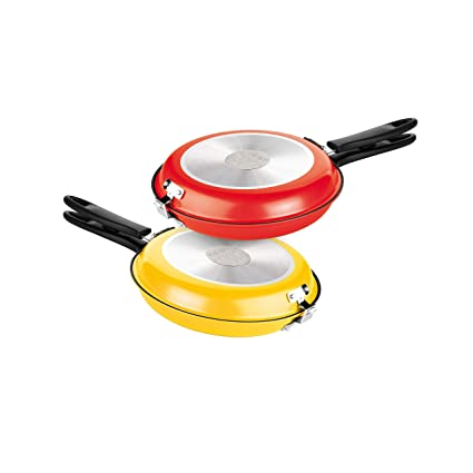Tescoma M292368 - Sarten tortillera Doble Presto