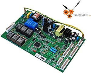 None Refrigerator Main Control Board for Ge Wr55x10656 and Wr55x10942 (green)
