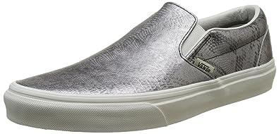 vans classic slip on size 5