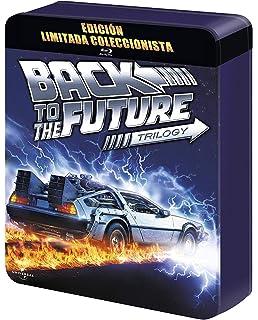 Regreso Al Futuro 1-3 (Ed. Metálica Especial) (BD + BD