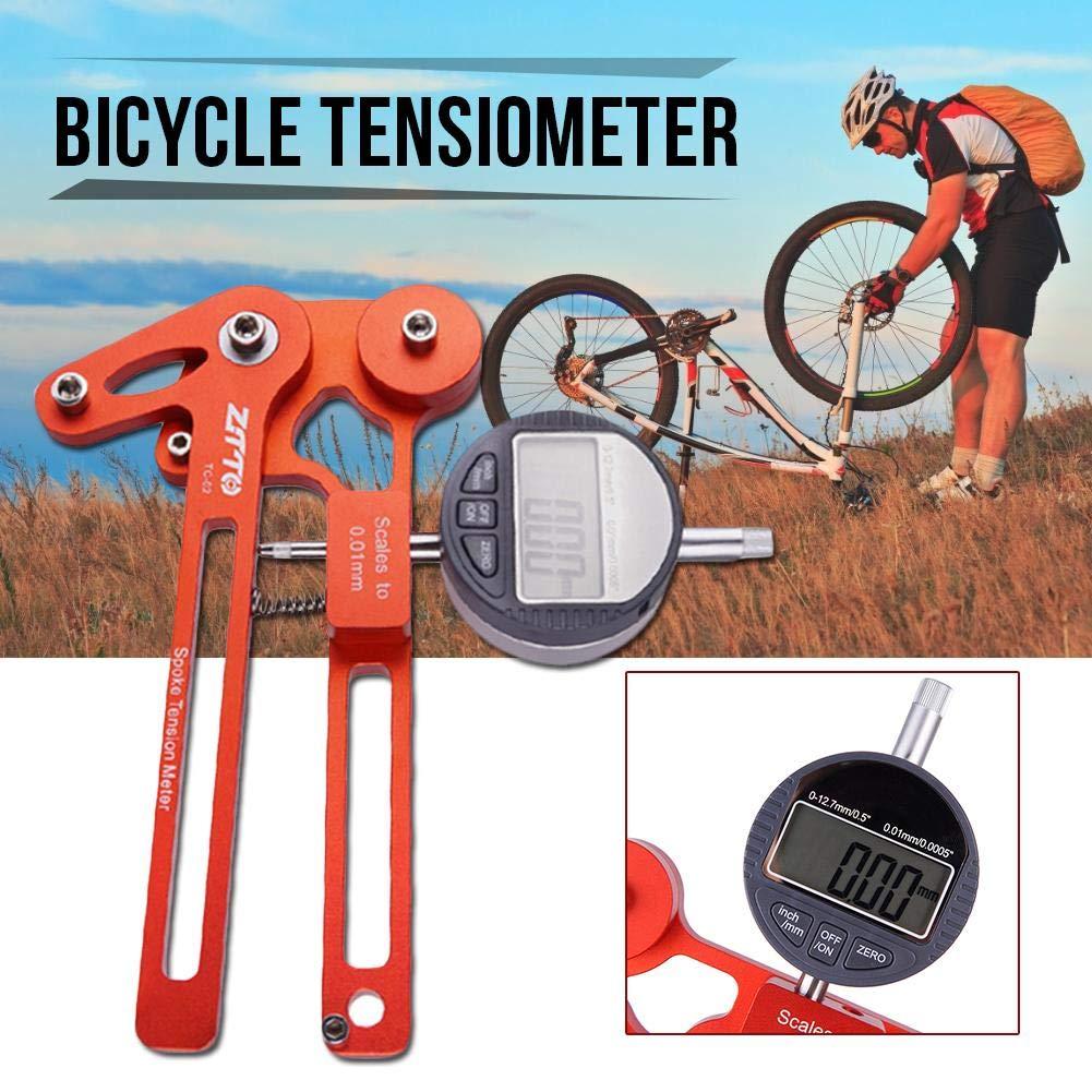Regolatore per Strumento di Regolazione per Tensiometro per Bicicletta