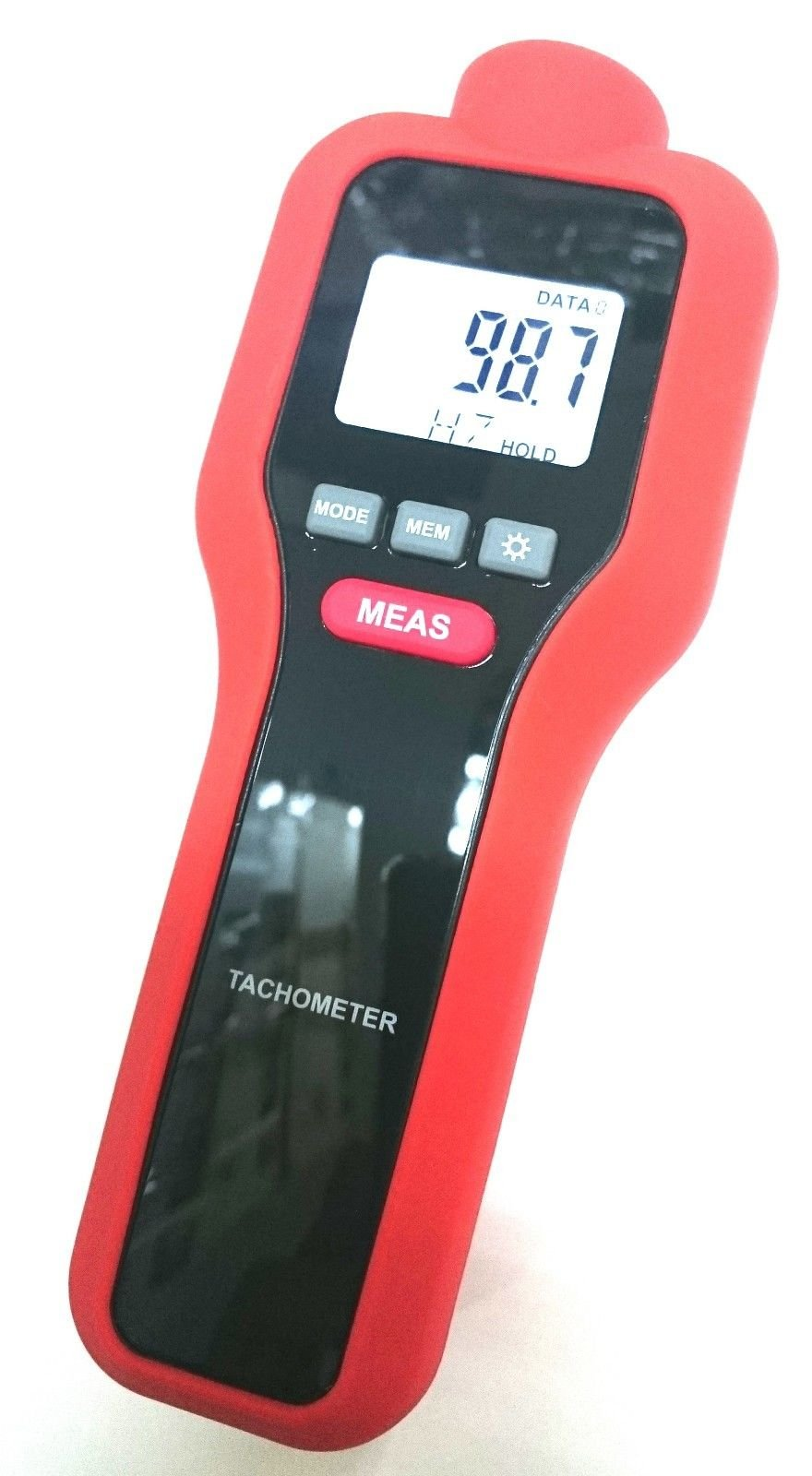 Perfect-Prime TA0522 Contact/Non Contact Digital LCD Laser Photo Tachometer RPM Motor Speed Gauge 2 in 1 by Perfect-Prime (Image #1)