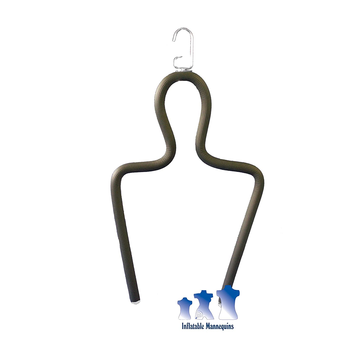 Inflatable Mannequins Hanging Rubberized Shirt Display Form
