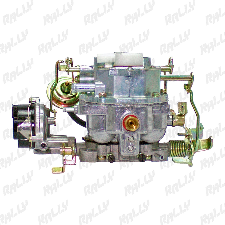Amazon Com 159 Carburetor Type Carter Jeep Wagoneer Cj5 Cj7 2 1981 CJ5 350 1981  Cj5 Carburetor Diagram