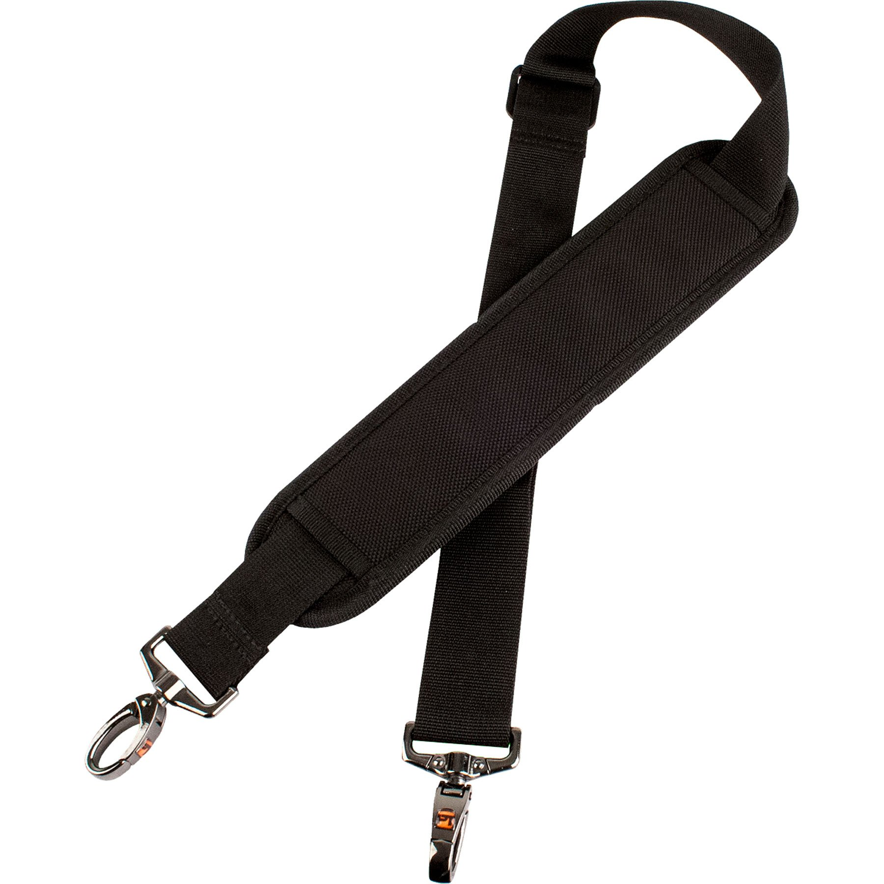Protec Universal Replacement Shoulder Strap with Thick Pad and Metal Hardware, model SHSTRAP