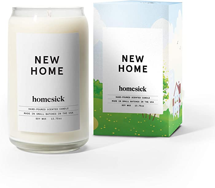 Homesick Scented Candle, New Home