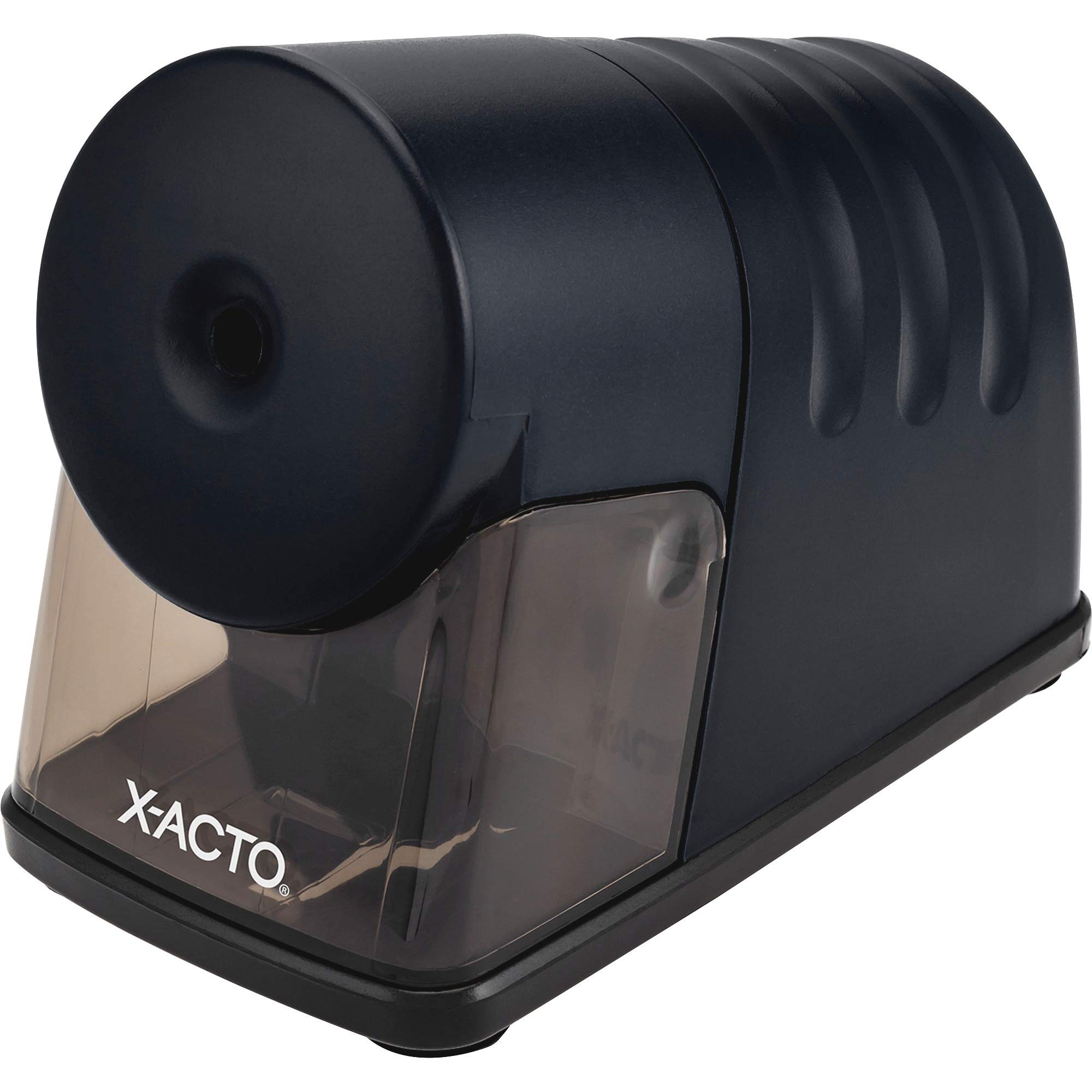 X-Acto Powerhouse Electric Sharpener, Black (1799) (2 Pack) by X-Acto
