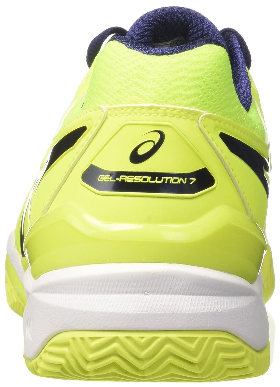 Asics Gel Resolution Tenis 19992 11432 7 Argile Safety Zapatillas (Safety Zapatillas de 0749) Tenis 2735b04 - caillouoyunlari.info