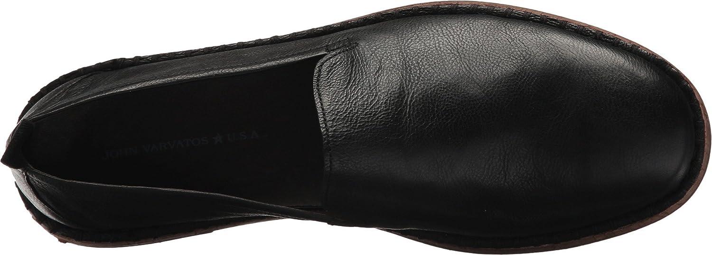 7b77589193a Amazon.com  John Varvatos Men s Zander Loafer Black 7 D US  Shoes