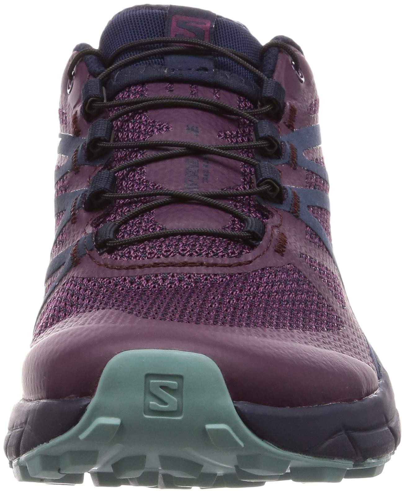 Salomon Sense Ride Running Shoe - Women's Potent Purple/Graphite/Navy Blazer 6 by Salomon (Image #4)