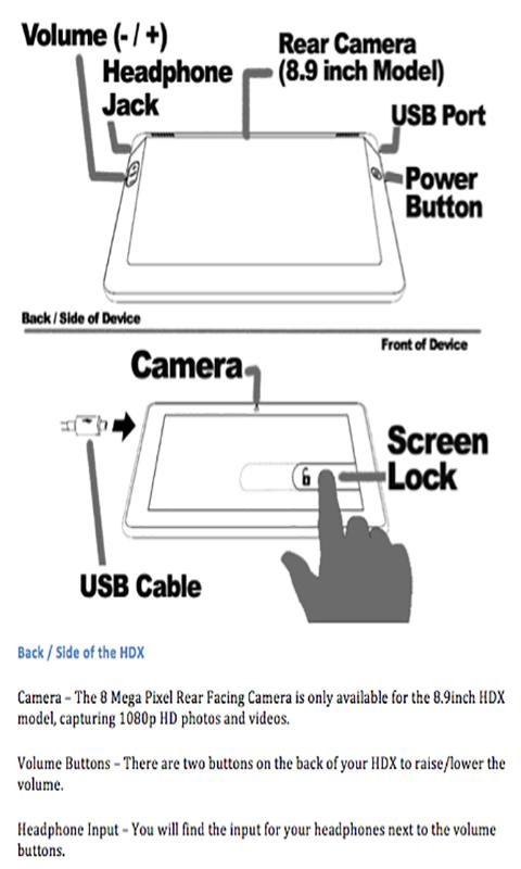 kindle fire user manual pdf