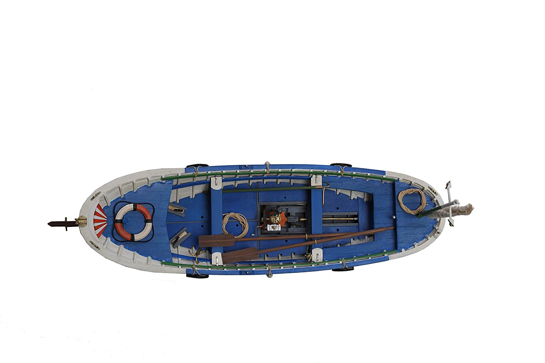 motora del cant/ábrico 020145 Disarmodel Barquera