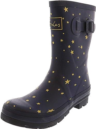Joules Damen Molly Welly Gummistiefel Amazon De Schuhe Handtaschen