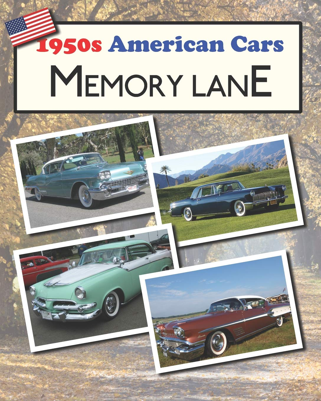 photos Classic American Cars of the 1950s DVD-ROM 1400