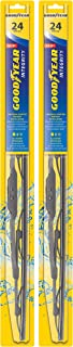 product image for Goodyear Integrity Windshield Wiper Blades 24 Inch & 24 Inch Set