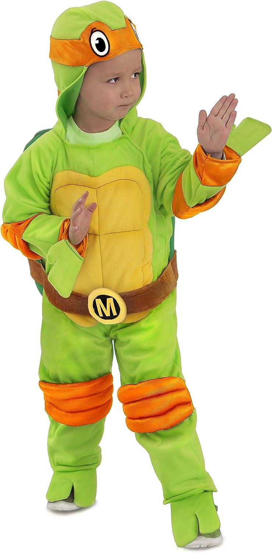 Baby's TMNT Costume Michelangelo