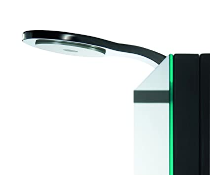 Ebir lampada led per illuminazione bagno sara s °k con