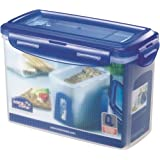 Lock & Lock, Water Tight Lid, Food Biscuit Container, HPL820, 6.2-cup, 51-oz