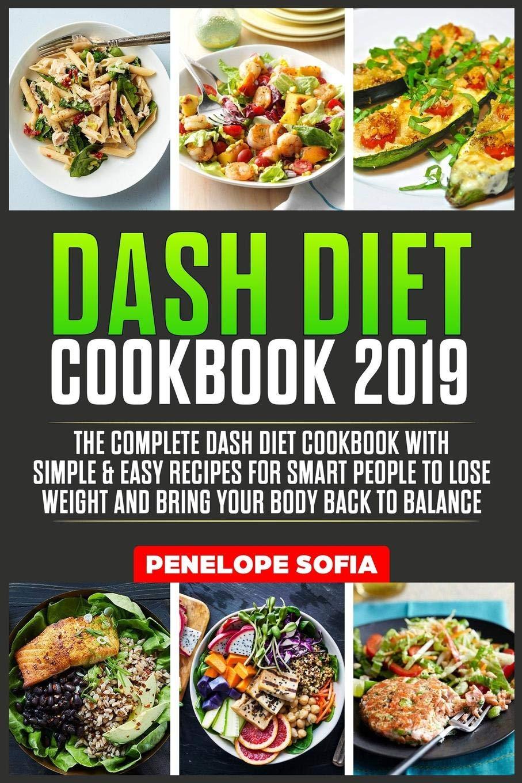 dash diet cookbook 2019