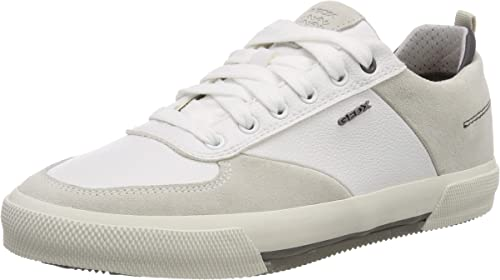 imagina fluir hemisferio  Amazon.com | Geox U Kaven A Mens Leather Sneakers/Shoes | Fashion ...