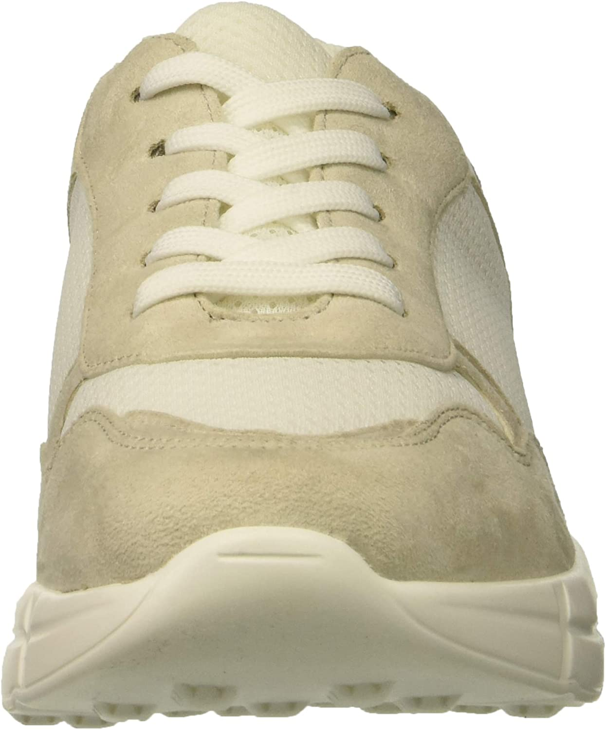 Madden Girl Womens Burrel Low Top Lace Up Fashion Sneakers White Fabric
