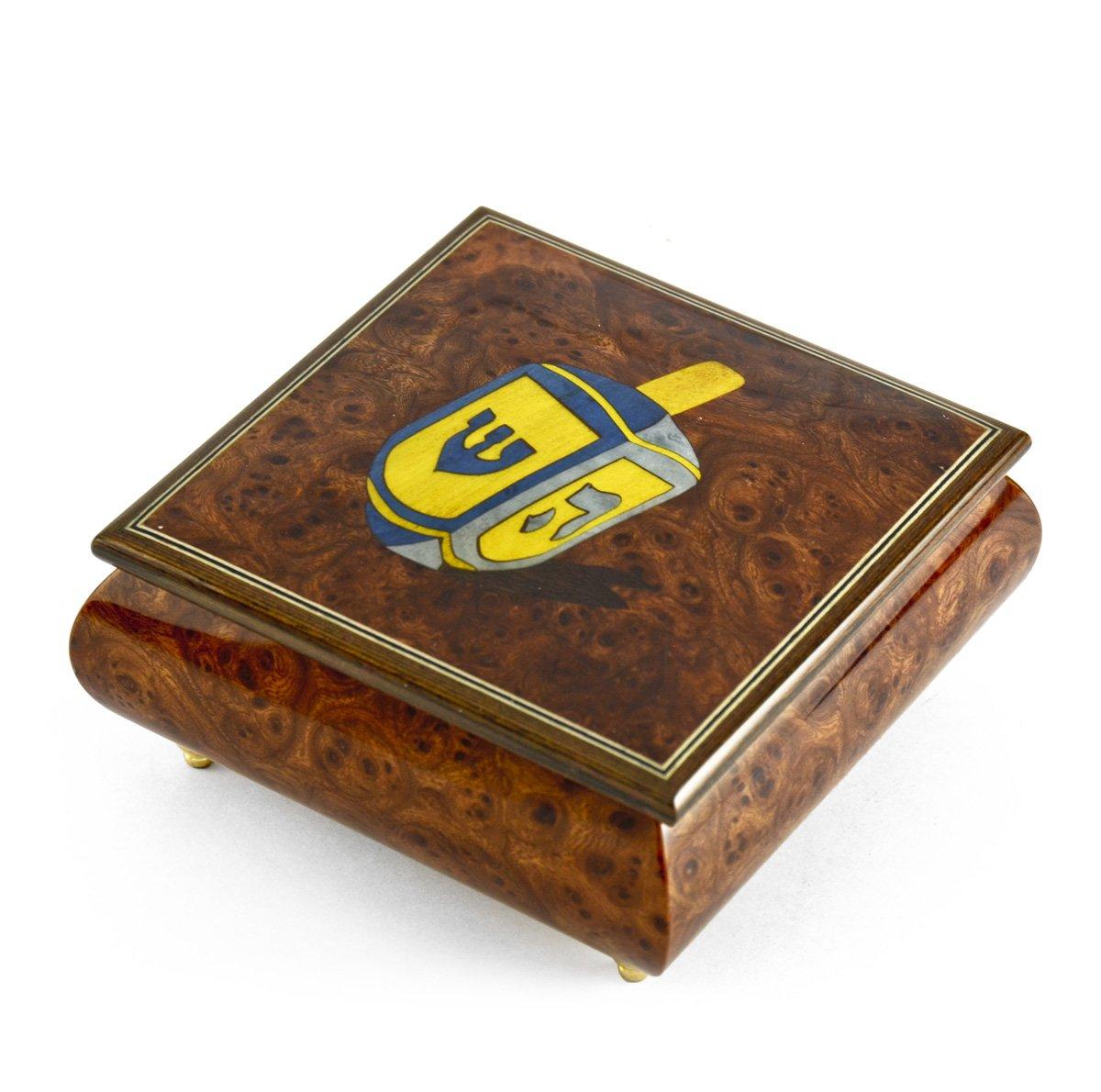 【美品】 従来Jewish Dreidel Wood Inlay Musicalジュエリーボックス Car 382. There is No My Wood Business Like Show Business ゴールド MBA450DREIDEL B0756NFZY3 93. Drive My Car 93. Drive My Car, 神戸芳香園 お茶といろいろ:0846b735 --- ballyshannonshow.com