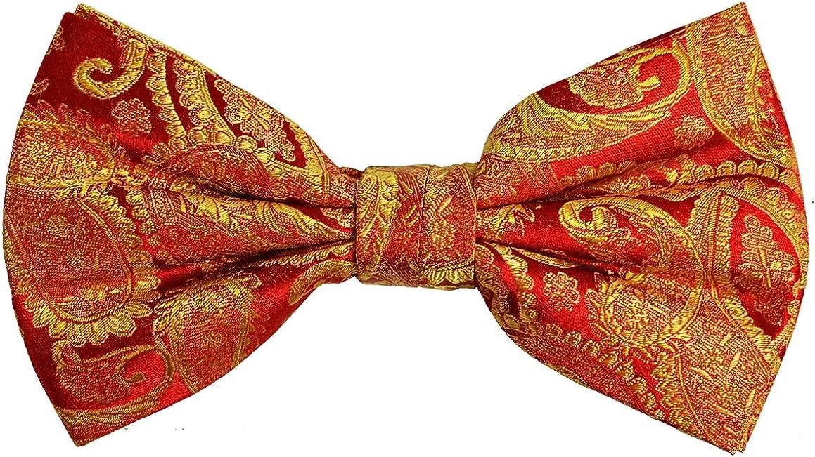 Paul Malone Silk Bow Tie